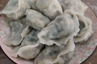 老爷们儿最爱:美味韭菜鸡蛋水饺