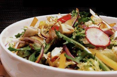 健康轻食中式大拌菜