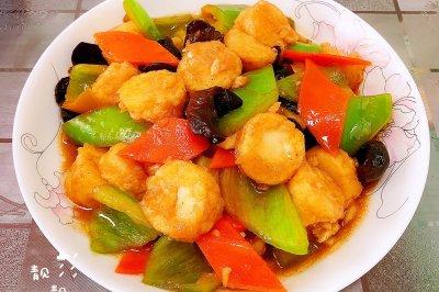 酱烧日本豆腐