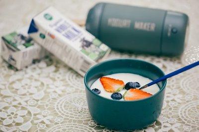 便携杯版自制拉丝酸奶