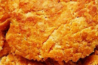 鱼籽鸡蛋饼