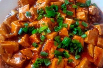 川味家常豆腐