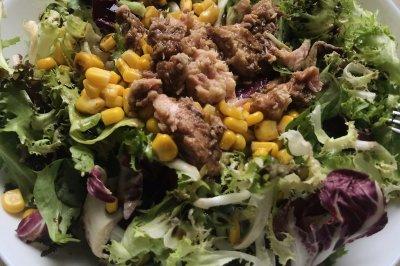 瓦伦西亚蔬菜沙拉