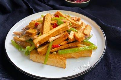 下饭菜:湘味小炒香干