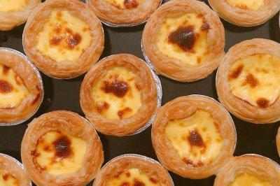 烤箱版家庭香酥蛋挞