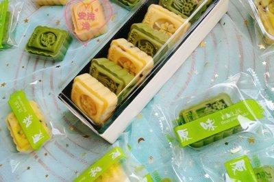 香甜软糯口感细腻:绿豆糕