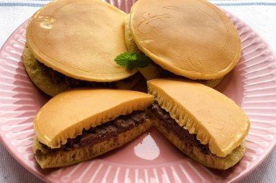 520小甜品:日式铜锣烧