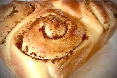营养又美味的枣泥面包
