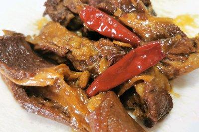 比馆子更好吃的红烧牛肉面必备:古法酱牛腩牛肉