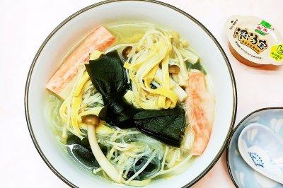 海带鲜菇汤