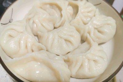 妈妈的白菜肉水饺