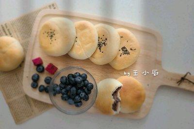 软糯日式红豆饼