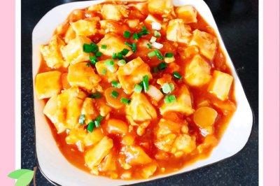 拌饭吃特爽的私房豆腐
