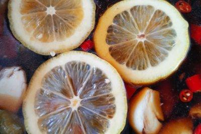柠檬泡椒凤爪