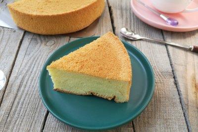 原味八寸戚风蛋糕