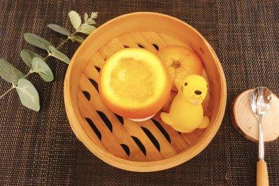 好看又好吃还养生的儿童节橙子杯