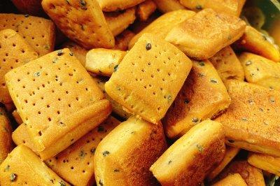 芝麻小苏打饼干