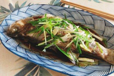 最适合宝宝吃的清蒸鲈鱼