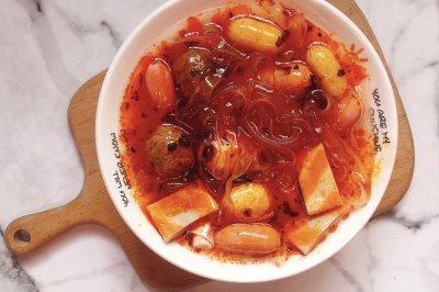 不用熬汤的简易版关东煮