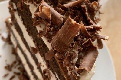 手残党的黑森林蛋糕