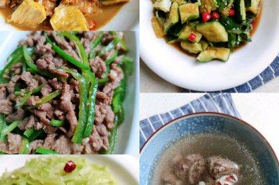 日常餐桌营养汤:完美四神汤