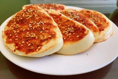 轻食机版超级美味的烤馍片