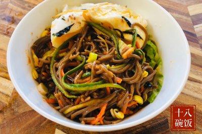 韩式凉拌荞麦面