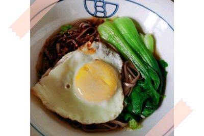 温暖治愈的家常早餐:清汤面