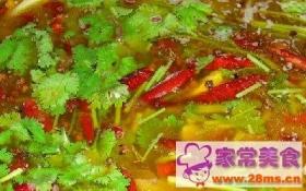 重庆红汤火锅