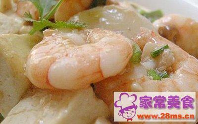 虾仁豆腐丸