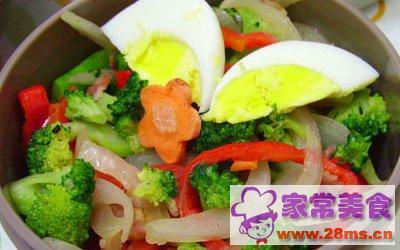 萝卜煮鸡蛋