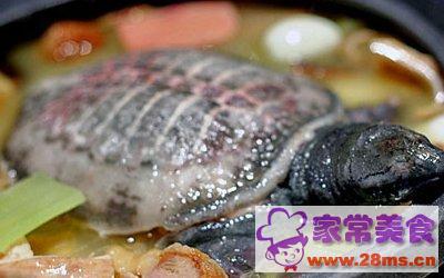 淮杞炖甲鱼