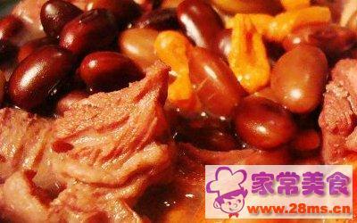 杏仁炖羊肉