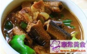 三鲜鳝鱼汤