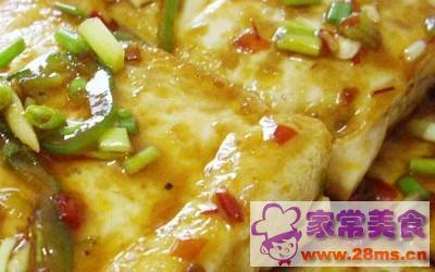 干煎豆腐丸子
